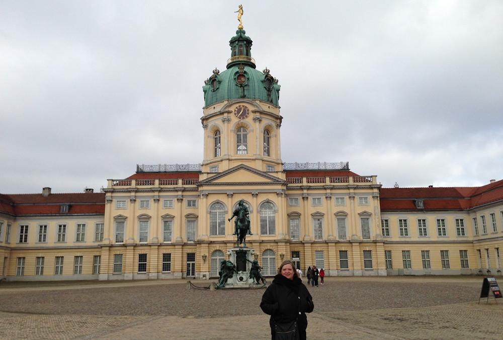 Charlottenborg Slot – 4 Glade Masker
