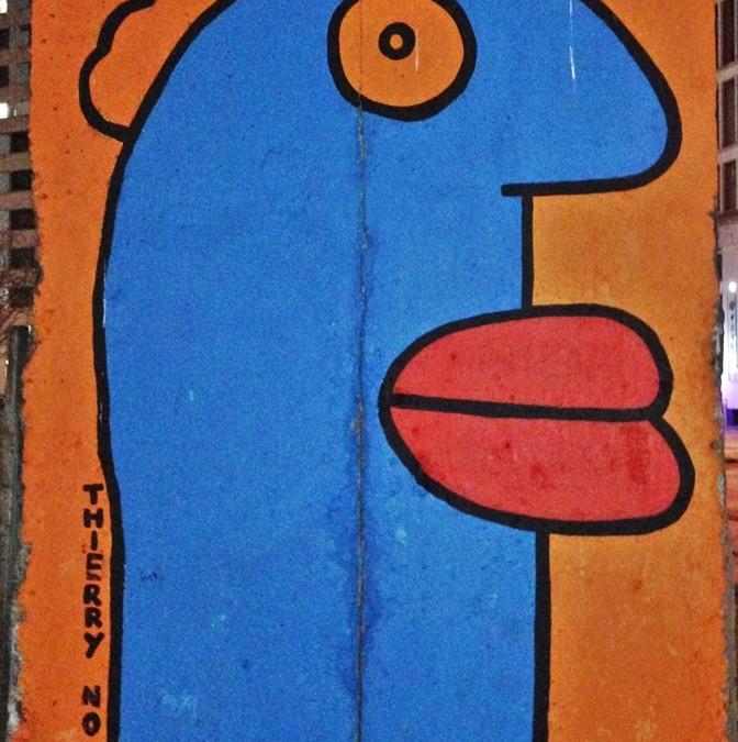 Potsdamer Platz – 4 Glade Masker