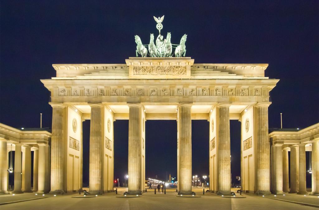 Berlin – 3 Glade Masker