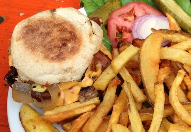 The Bird Berlin – Verdens bedste Burger joint?