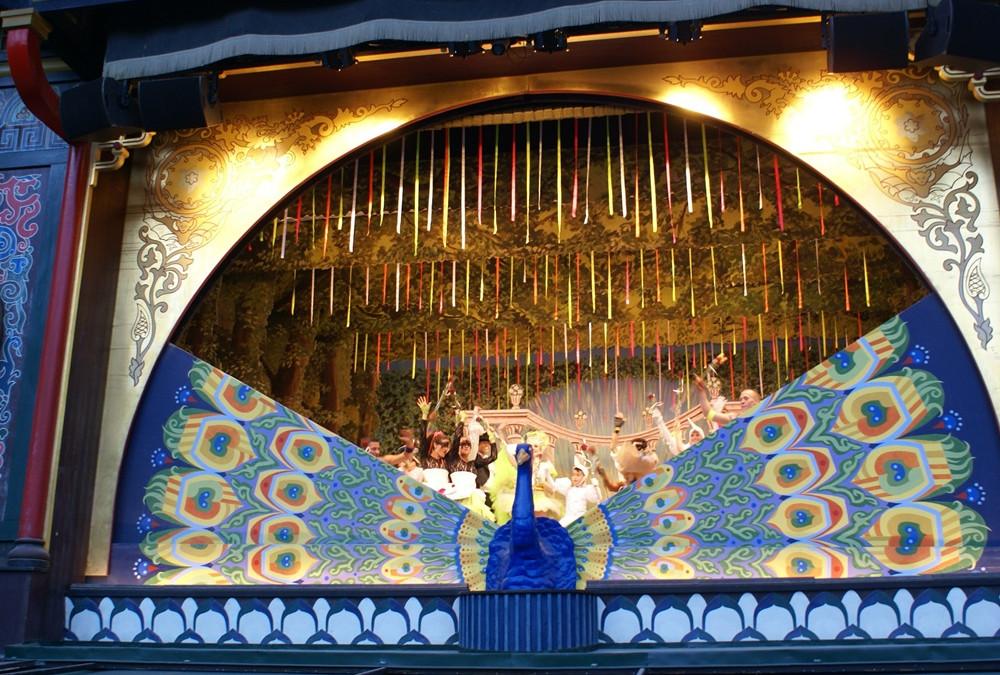 De Magiske Sko – Pantomimeteatret Tivoli
