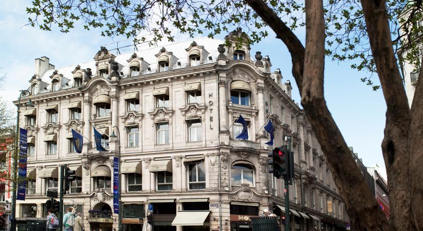 Best Western Karl Johan Hotel – 3 Glade Masker