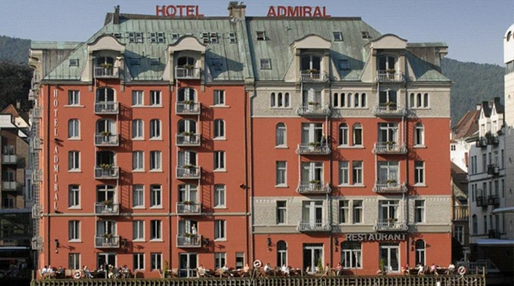 Clarion Hotel Admiral – 5 Glade Masker