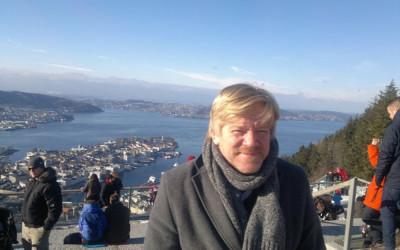 Fløyen – Fantastisk udsigt over Bergen