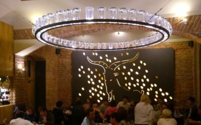 Kozlovna Apropos  – Prags lokale restaurant i særklasse