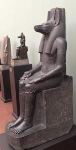 Ægyptisk Anubis