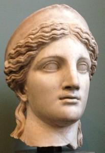 Græsk kvinde