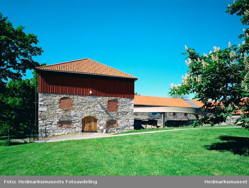 Bispegårdsruinen på Hamar