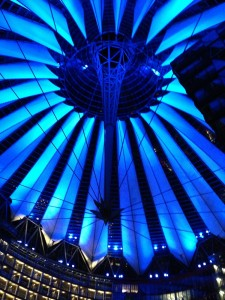Potsdam Sony Center Dom