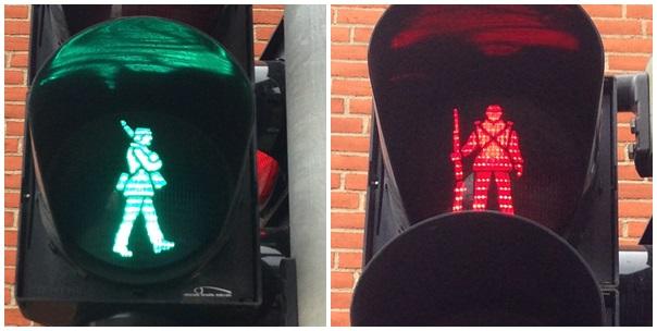 Danmarks flotteste trafiklys? 5 Glade masker
