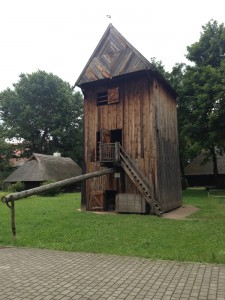 Etnografisk Museum Torun mølle ude