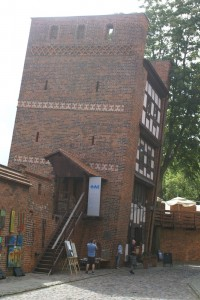 Skæve Tårn i Torun