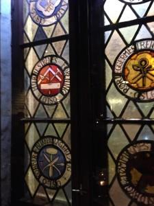 Haandverkerstuene vindue