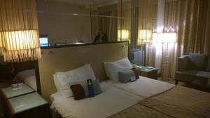 Alcron Hotel rum