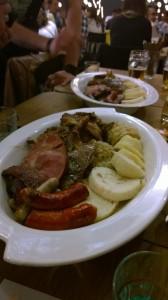 Prag middag