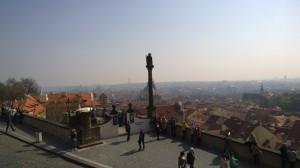 Prag udsigt borg