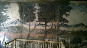 Wesselstuerne Kalkmaleri