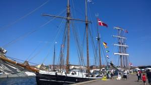 Tallships baade
