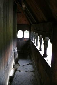 Borgund Stavkirke Svalegang