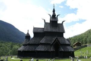 Borgund Stavkirke Ude