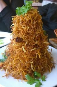 Corner & I strimlede sprøde kartoffler
