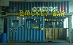 Copenhagen street food Bucket Bar