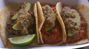 Copenhagen street food Soft tacos