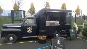 Dalston Food MArket - food truck